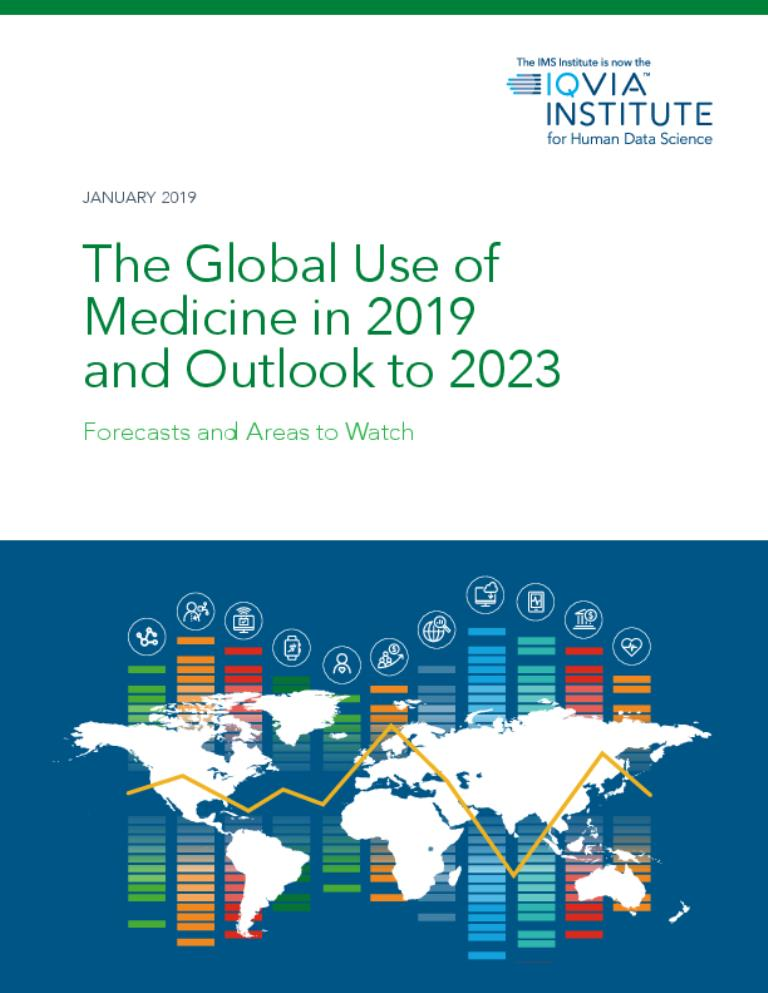 The Global Use of Medicine in 2019 and Outlook to 2023 / Forecasts