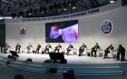 St. Petersburg International  Economic Forum-2013. Knowledge-based economy – a strategy for getting ahead of the curve